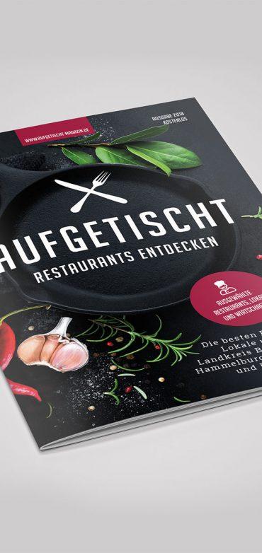 Restaurantführer Aufgetischt