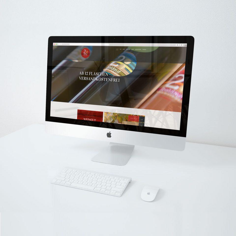 Homepage Weingut Baldauf