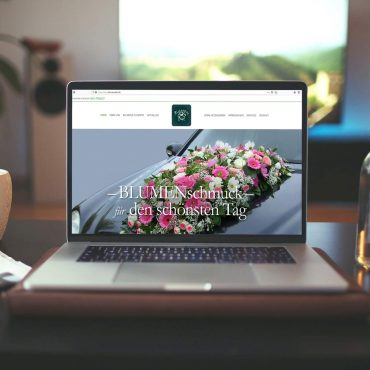 Website Blumenstiel