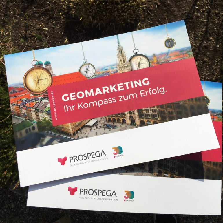 Geomarketing Präsentation Prospega
