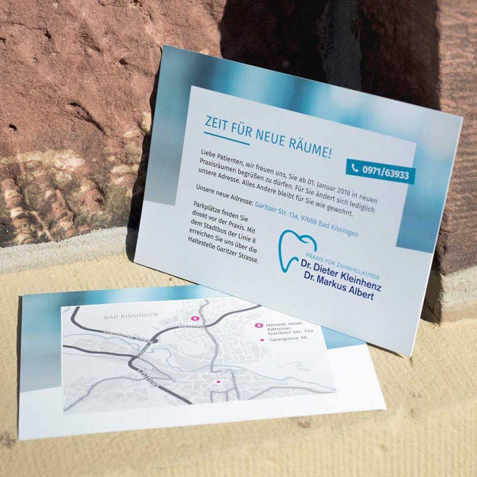 Infopostkarte