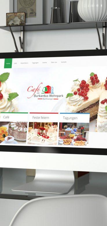 Burkardus Genusswelt Website