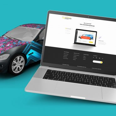 Cardesigner Website