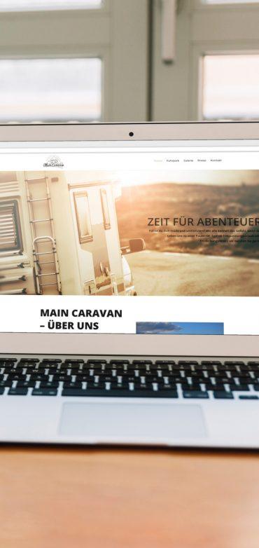 Website Main Caravan