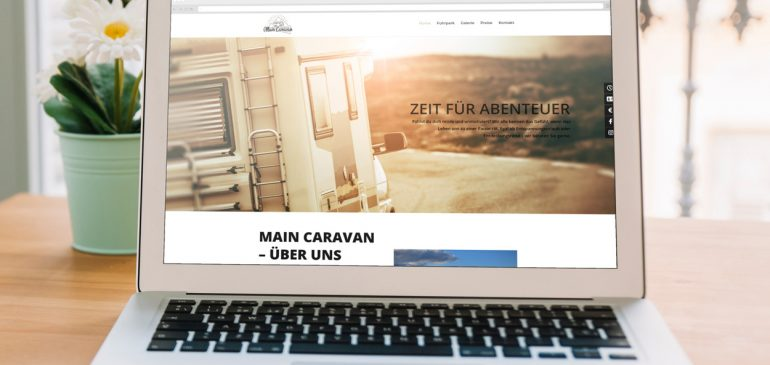 Website Main Caravan