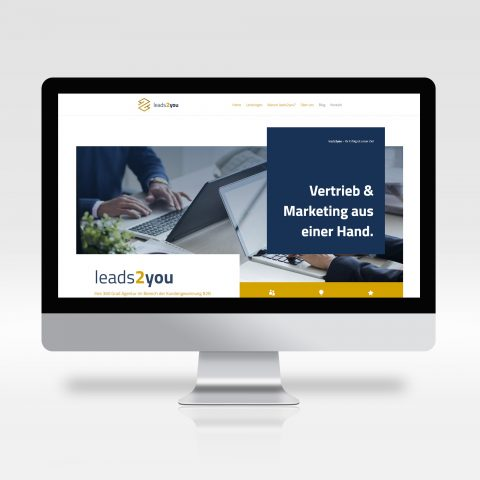 leads2you Website