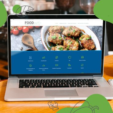 FOODmap Website