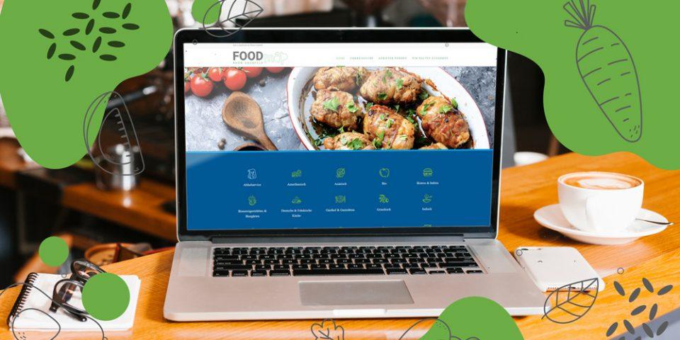 FOODmap Website
