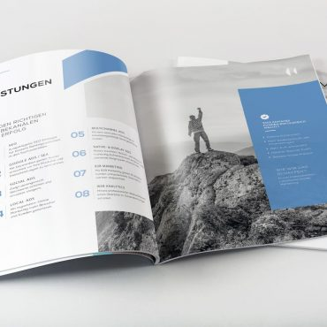 adMates Broschüre